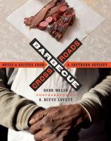 Barbecue Crossroads book cover