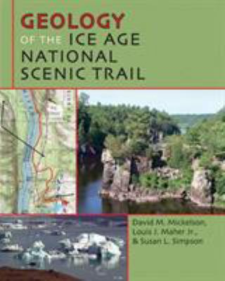 book cover: Geology of the Ice Age National Scenic Trail
