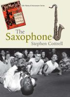 The Saxophone by Stephen Cottrell