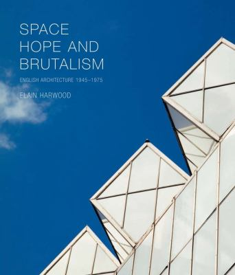 Space, Hope, and Brutalism Cover Art