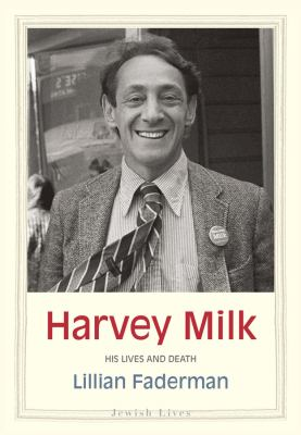 Book cover for Harvey Milk.