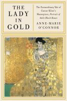 The Lady in Gold book cover