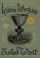 Book cover for The Buried Giant by Kazuo Ishiguro