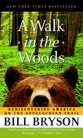 Book cover for A Walk in the Woods by Billy Bryson
