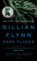Book cover for Dark Places by Gillian Flynn