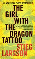 Girl with the Dragon Tattoo book cover