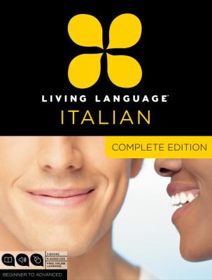 Cover Art living Language Italian