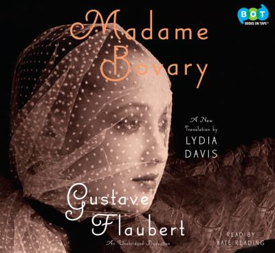 Madame Bovary by Gustave Flaubert (sound recording)