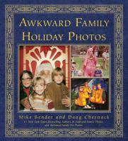 Book cover for Awkward Family Holiday Photos