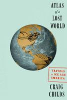Atlas of a Lost world book cover