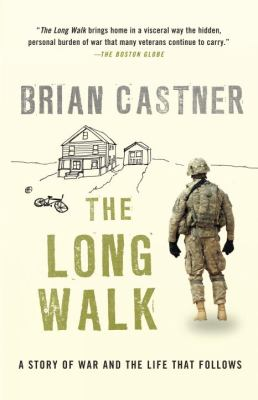 Book cover for The Long Walk: A Story of War and the LIfe that Follows