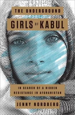 Cover Art features a picture of a young woman wearing a hijab.