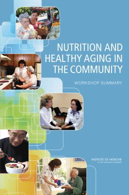 Nutrition and Healthy Aging in the Community cover