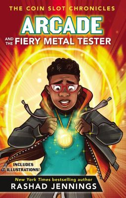 Arcade and the fiery metal tester