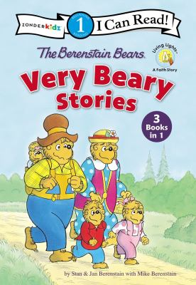 The Berenstain Bears Very Beary Stories: 3 Books in 1