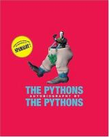 The Pythons Autobiography book cover
