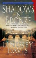 Book cover for Shadows in Bronze by Lindsey Davis