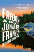 Book cover for Freedom by Jonathan Franzen