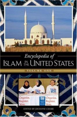 Cover Art for Encyclopedia of Islam in the United States