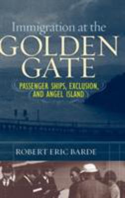 Book Cover for Immigration at the Golden Gate