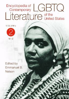 cover of Encyclopedia of Contemporary LGBTQ Literature of the United States