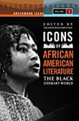 cover of Icons of African American Literature: The Black Literary World