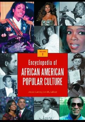 Book cover for Encyclopedia of African American popular culture.