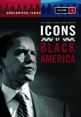 Book cover for Icons of Black America.
