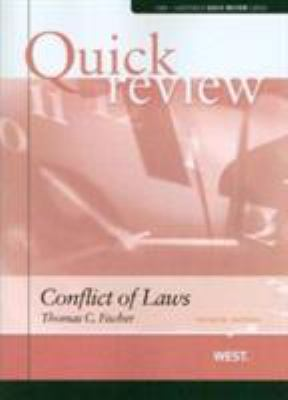 Link to Conflict of Laws (Sum and Substance Quick Review)