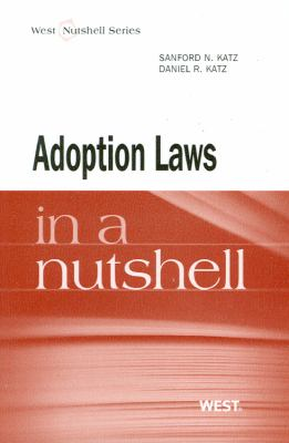 Link to Adoption Laws in a Nutshells