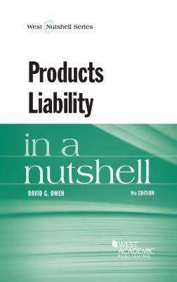 Link to Products Liability in a Nutshell