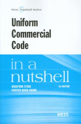 Link to Uniform Commercial Code in a Nutshell