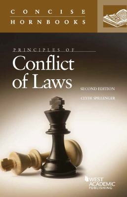 Principles of Conflict of Laws (Concise Hornbook)