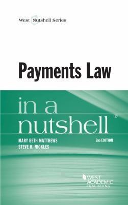 Link to Payments Law in a Nutshell