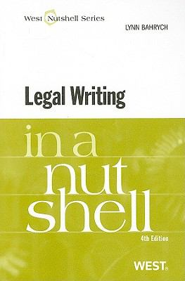 Link to Legal Writing in a Nutshell