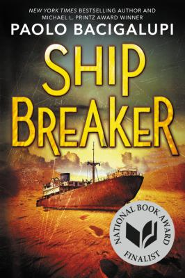 Ship Breaker book cover