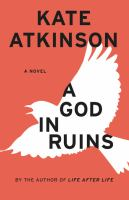 Book cover for A God in Ruins by Kate Atkinson