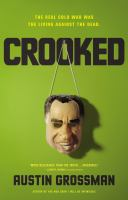Book cover for Crooked by Austin Grossman