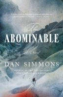 Book cover for Abominable