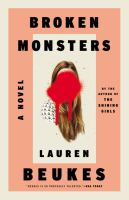 Book cover for Broken Monsters