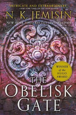 Cover of The Obelisk Gate by N.K. Jemisin