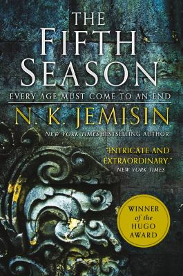 Cover of The Fifth Season by N.K. Jemisin