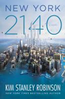 New York 2140 book cover