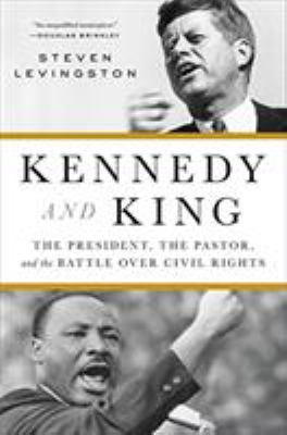 cover art for Kennedy and King