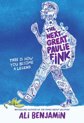 The next great Paulie Fink / by Benjamin, Ali,