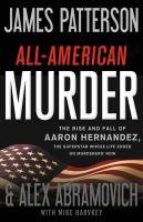 All-American Murder book cover