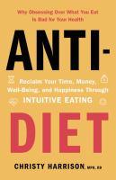 Anti-diet cover