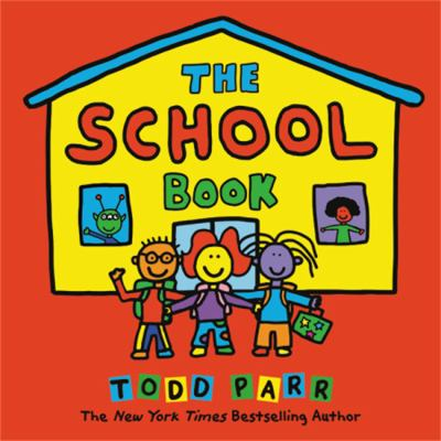 Cover Art for The School Book