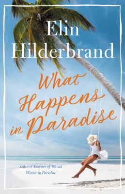 What Happens in Paradise (Paradise #2) book cover
