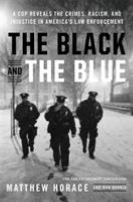 Book cover for The black and the blue.